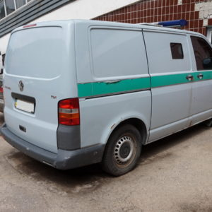 Volkswagen Transporter бронированный