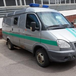 ГАЗ 2705 бронированный