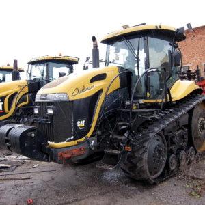 Трактор Сhallenger MT765B