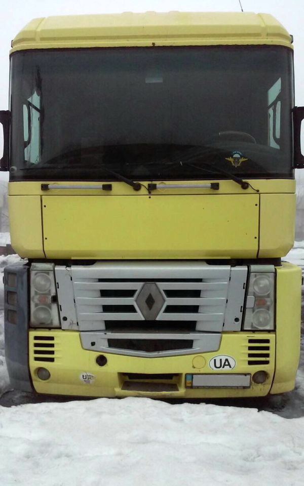 Renault Magnum AE390